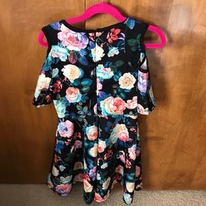 Scooter Brown Dresses - NWT Scooter Brown Girls Cut-Out Dress- Size 8